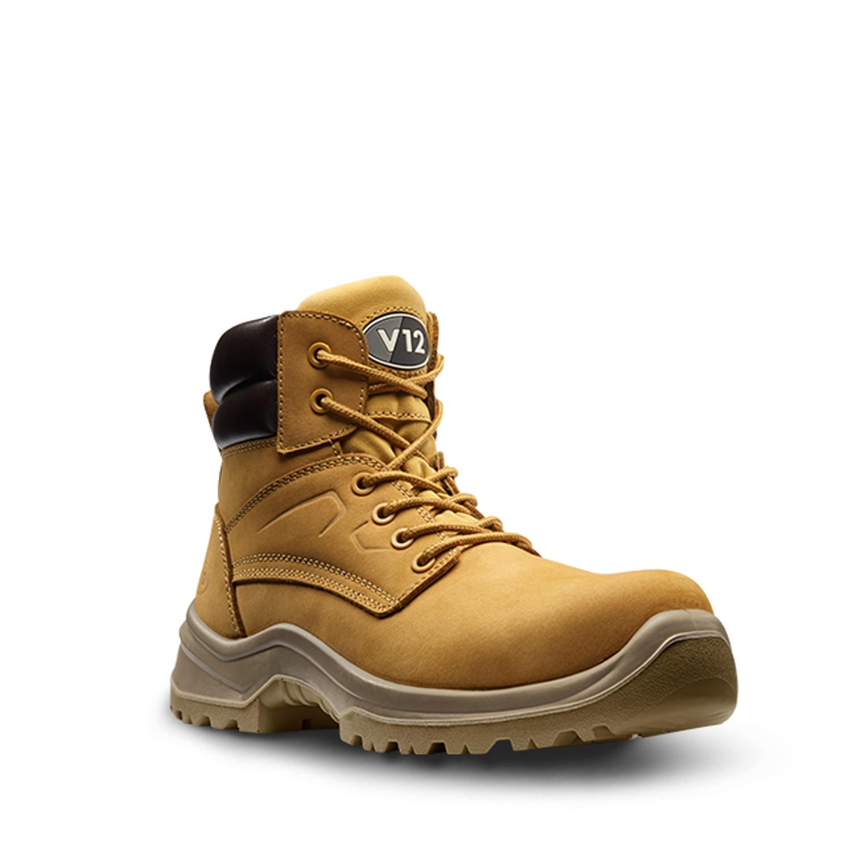 93a61ed0957 V12 Bobcat STS V6420.01 Unisex Composite Toe Cap S1-P Safety Boots
