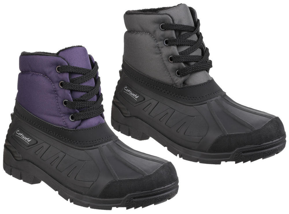 Cotswold Leoni Ladies Outdoor Hybrid Weather Boots