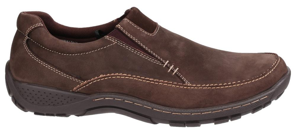 Cotswold Twyning Casual Nubuck Leather Upper Slip On Shoes