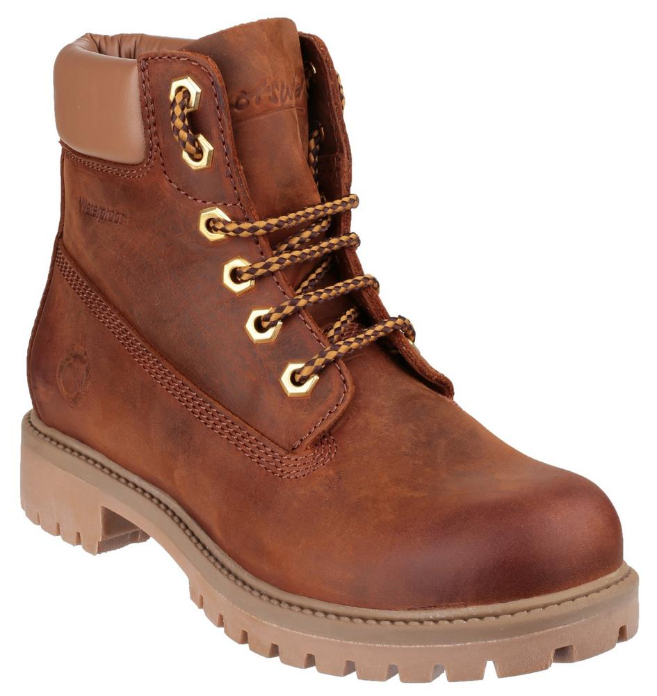 Cotswold Berrow Ladies Walk Trail Outdoor Ankle Boots Waterproof