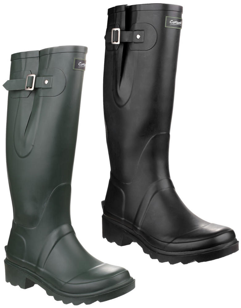 Cotswold Ragley Unisex Farming Gardening Wellington Boots