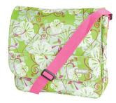Hi-Tec HT1310 Flower Shoulder Bag Messenger/Dispatch Style