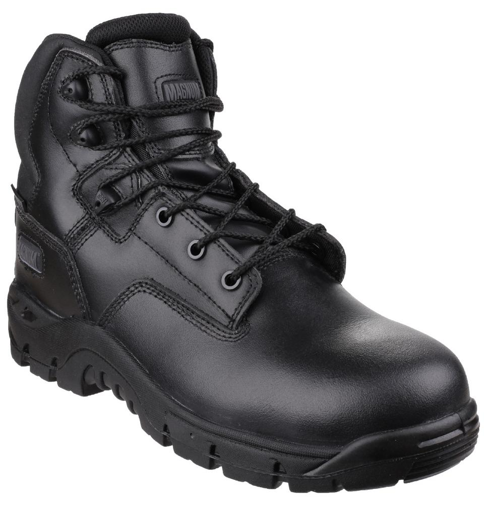 Magnum M801232 Precision Sitemaster Waterproof Metal-Free S3 WR SRC Safety Boots