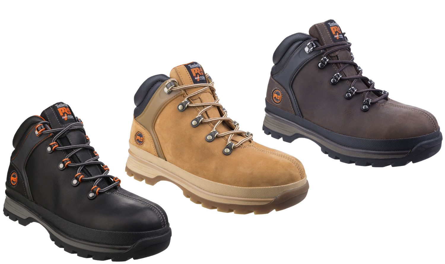 1e721a827ec Timberland Pro Splitrock XT Steel Toe Cap Work Safety Hiker Boots