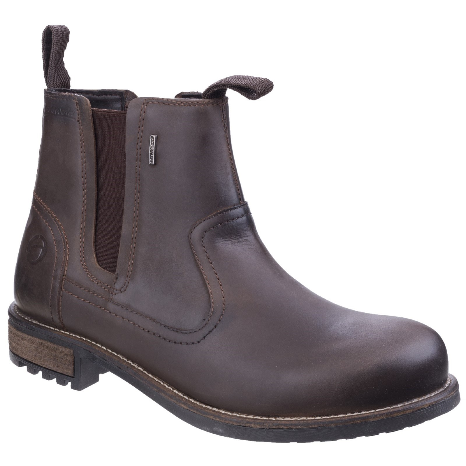 good selling purchase genuine cheapest sale Cotswold Worcester Waterproof Nubuck Chelsea Dealer Boots