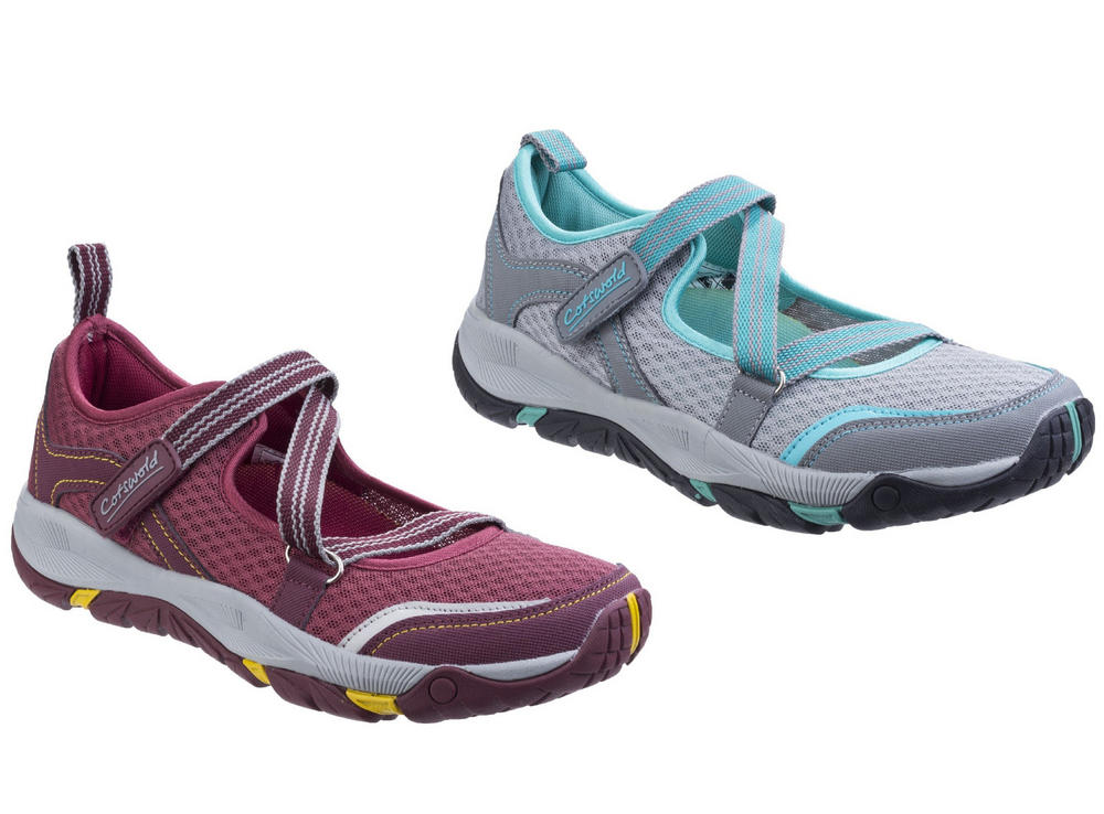 Cotswold Norton Ladies Technical Mary Jane Shoes