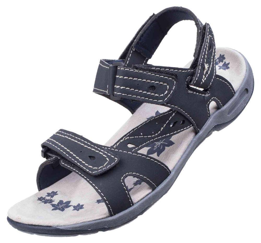 Cotswold Highworth Ladies Sandals Navy
