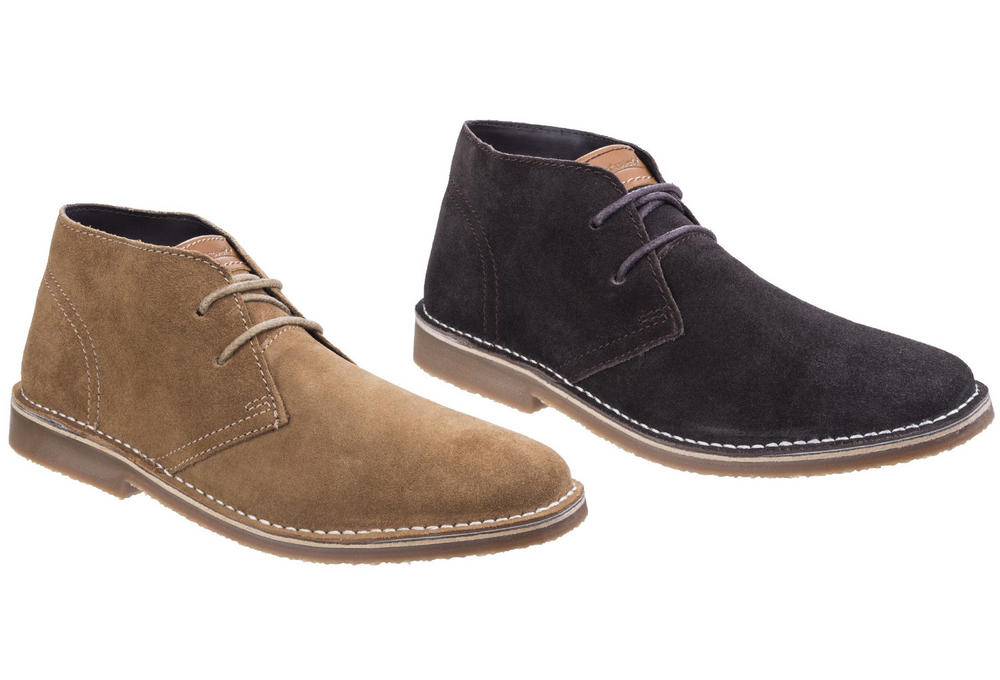 Cotswold Fairford Suede Upper Lined Classic Desert Boots