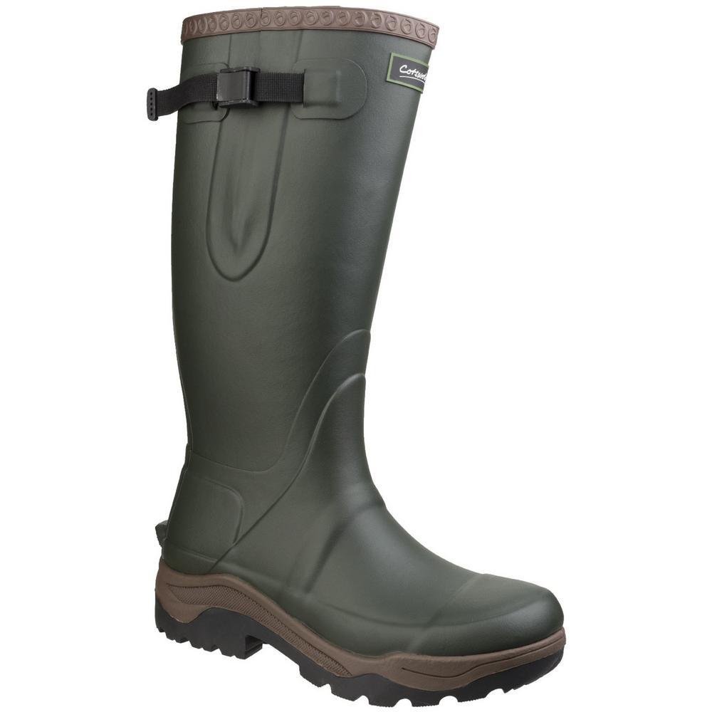 Cotswold Compass Men Neoprene Lined Wellington Boots