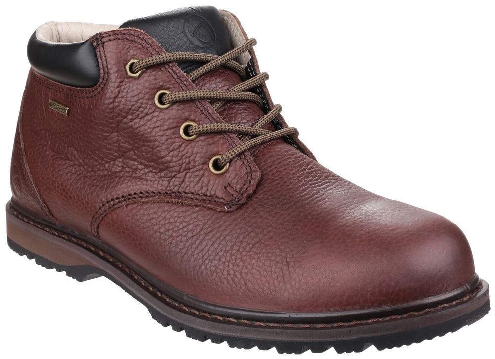 Cotswold Bredon Leather Upper Waterproof Hiking Boots