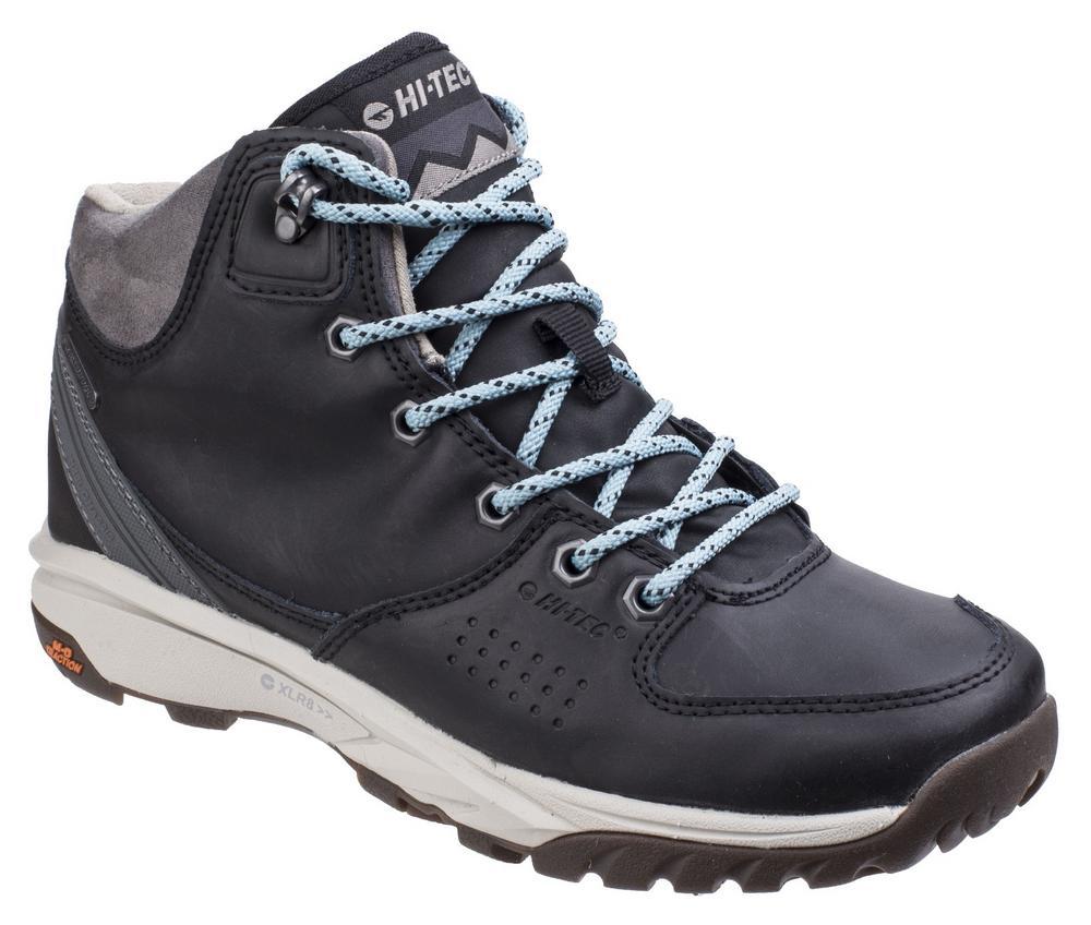Hi-Tec Wildlife Ladies Leather Waterproof Hiking Boots
