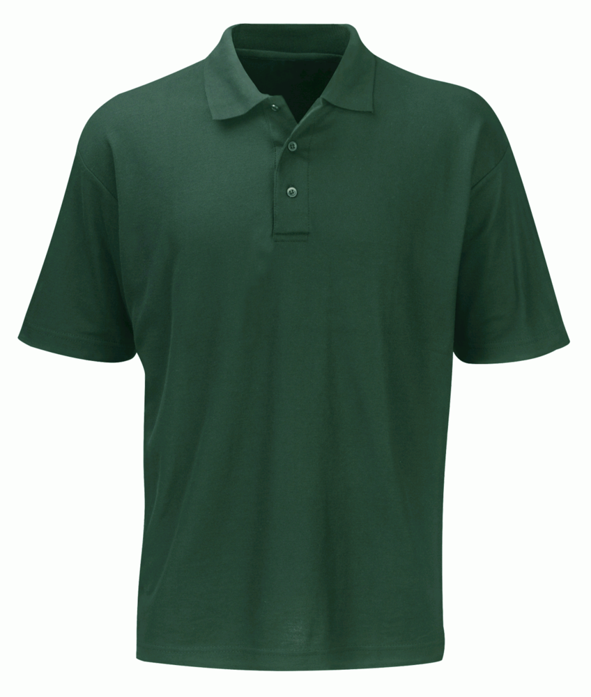 Orbit PS240 Fastrack Men Work Polo Shirt Polyester Cotton 240gsm