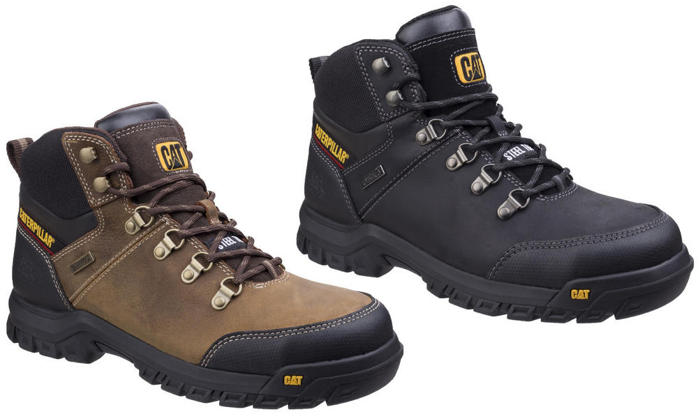 Caterpillar Framework Man Safety Hiker Boots Waterproof