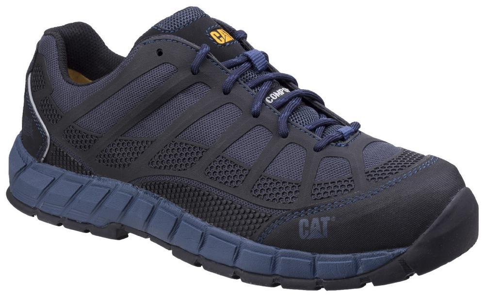 Caterpillar Streamline Metal Free S1 Safety Trainer Shoes