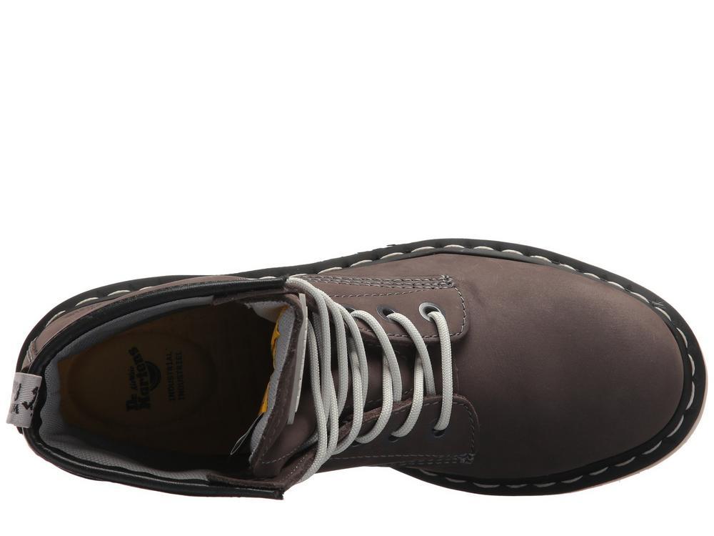 32c6a0589c3 Dr Martens Maple Mid Cut Ladies Steel Toe Cap SB SRA Safety Boots