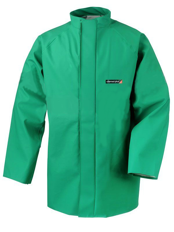 Alpha Solway Chemsol Plus SP6804 Chemical Resistance FR Jacket, Size - Small