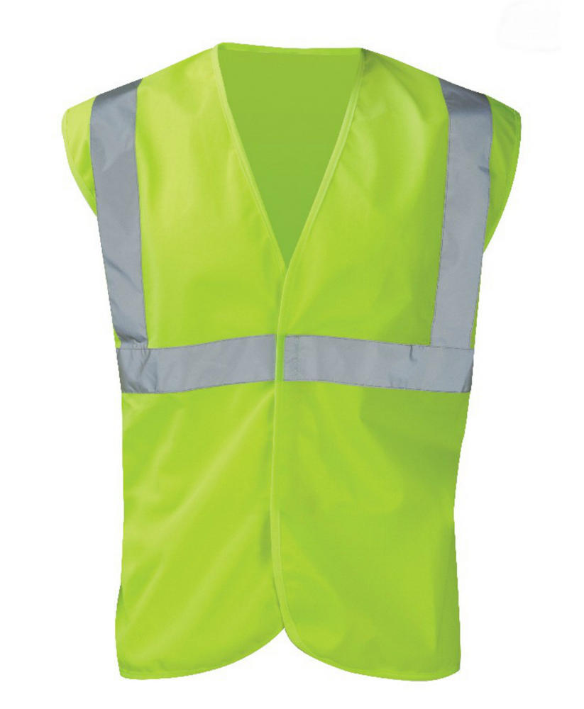 Orbit International HVW02 Yellow Hi Vis Reflective Vest Waistcoat