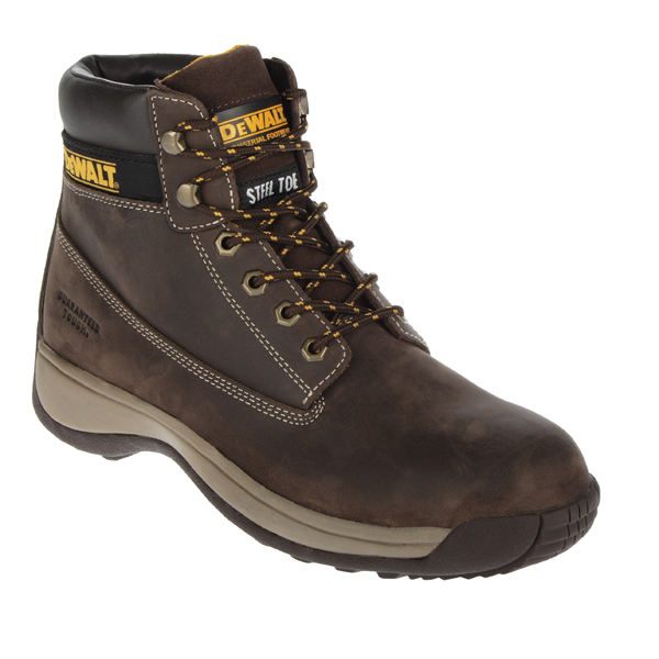 DeWALT Apprentice SB Safety Boot - Brown