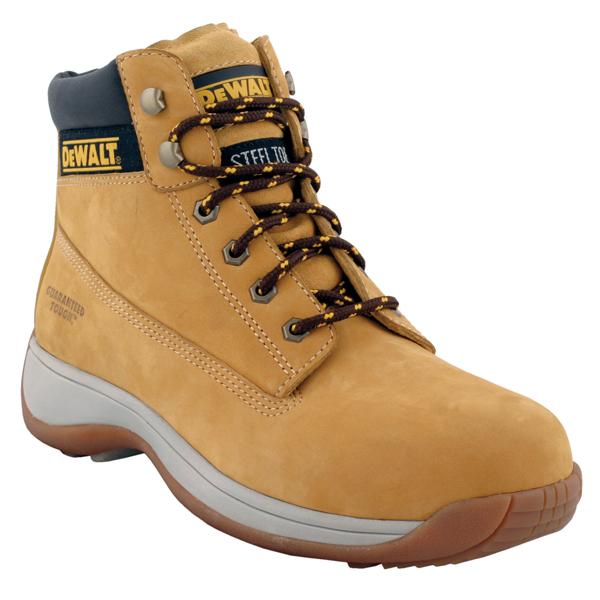 DeWALT Apprentice Honey Nubuck SB Hiker Safety Work Boot