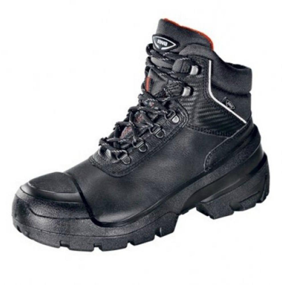Uvex 8401 2 Quatro Black S3 Safety Boot