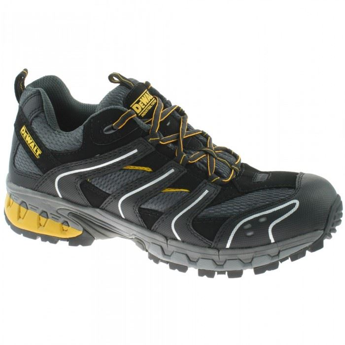 DeWalt Cutter Lightweight Black Safety Trainer