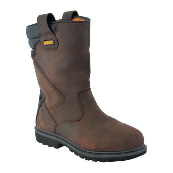 DeWALT DWF-50071-121 Safety Rigger Boot - Brown