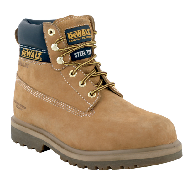 DeWALT Explorer 2 safety boot - Honey