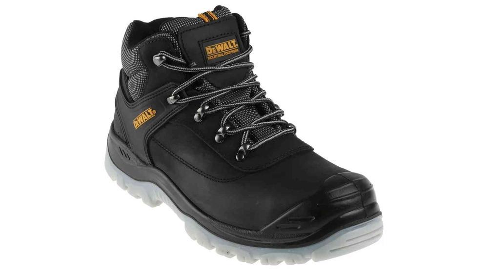 DeWALT Laser Safety S1-P Steel Toe-Cap Hiker Boot - Black