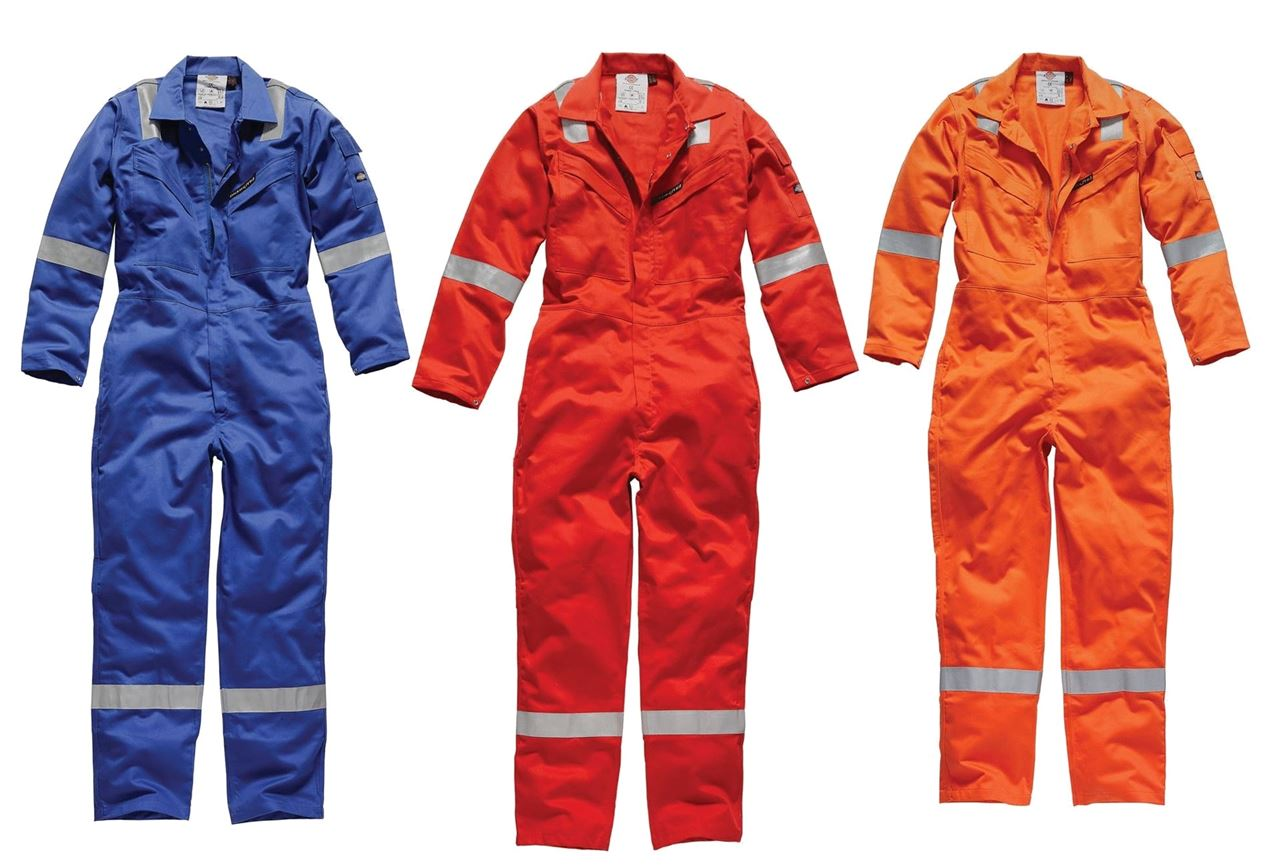 3de36d3a4087 Dickies FR5060 Firechief 350gm Coverall