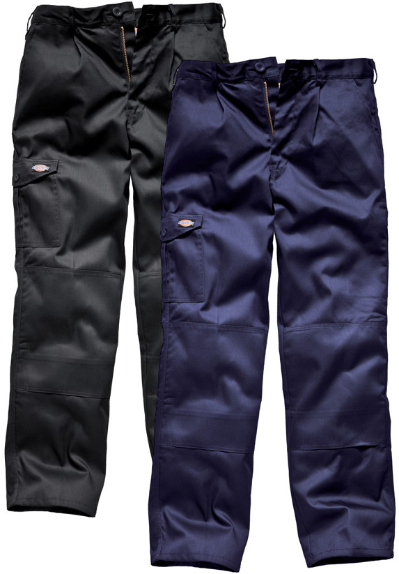 Dickies Redhawk Super WD884 Knee Pad Pockets Trousers