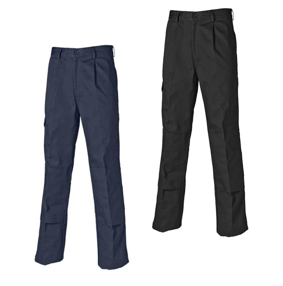Dickies Redhawk Super WD884 Knee Pad Pockets Trousers