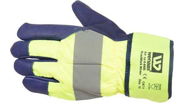 Wenaas Odin 6486 Winter Reflective Roadwork Gloves (3.1.2.2)