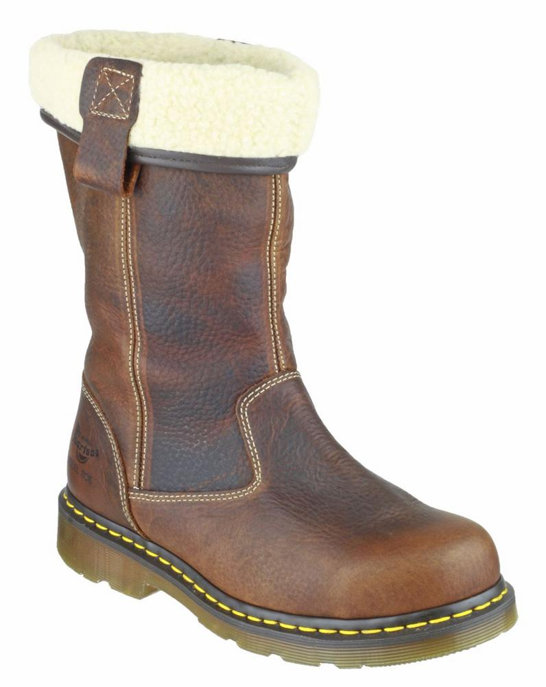 Dr Martens ROSA Womens Safety Boot by Dr Martens, UK