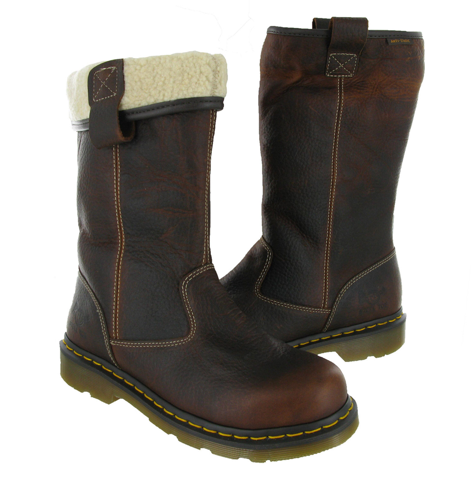 dr martens rosa womens safety boot by dr martens uk