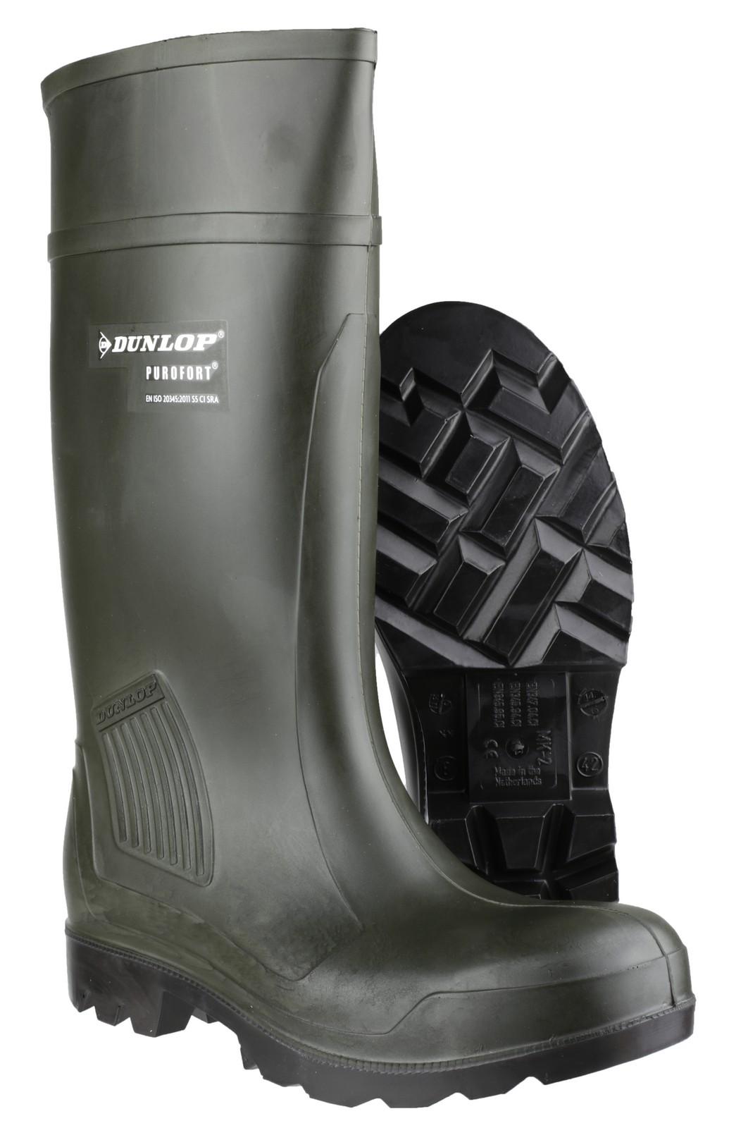 Dunlop Purofort Pro C462933 Wellington