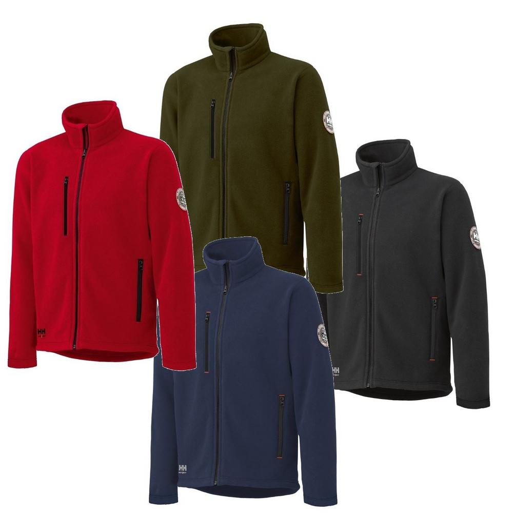 Helly Hansen 72112 Langley Fleece Jacket - Various Colours