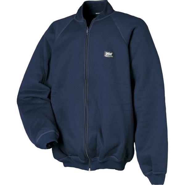 Helly Hansen 72359 Zurich With Front Zipper Reversible Jacket