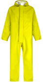Alpha Solway CLBH Chemsol Lite FR Safety Chemical Protective Suit Coverall, Size - Large