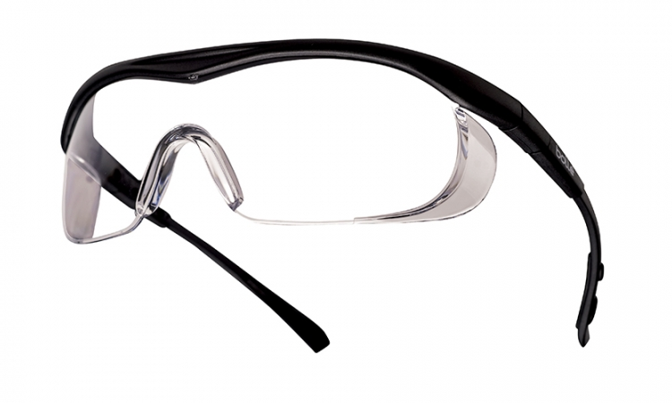 Bollé Targa II Unisex Safety Spectacles Clear Polycarbonate Lens