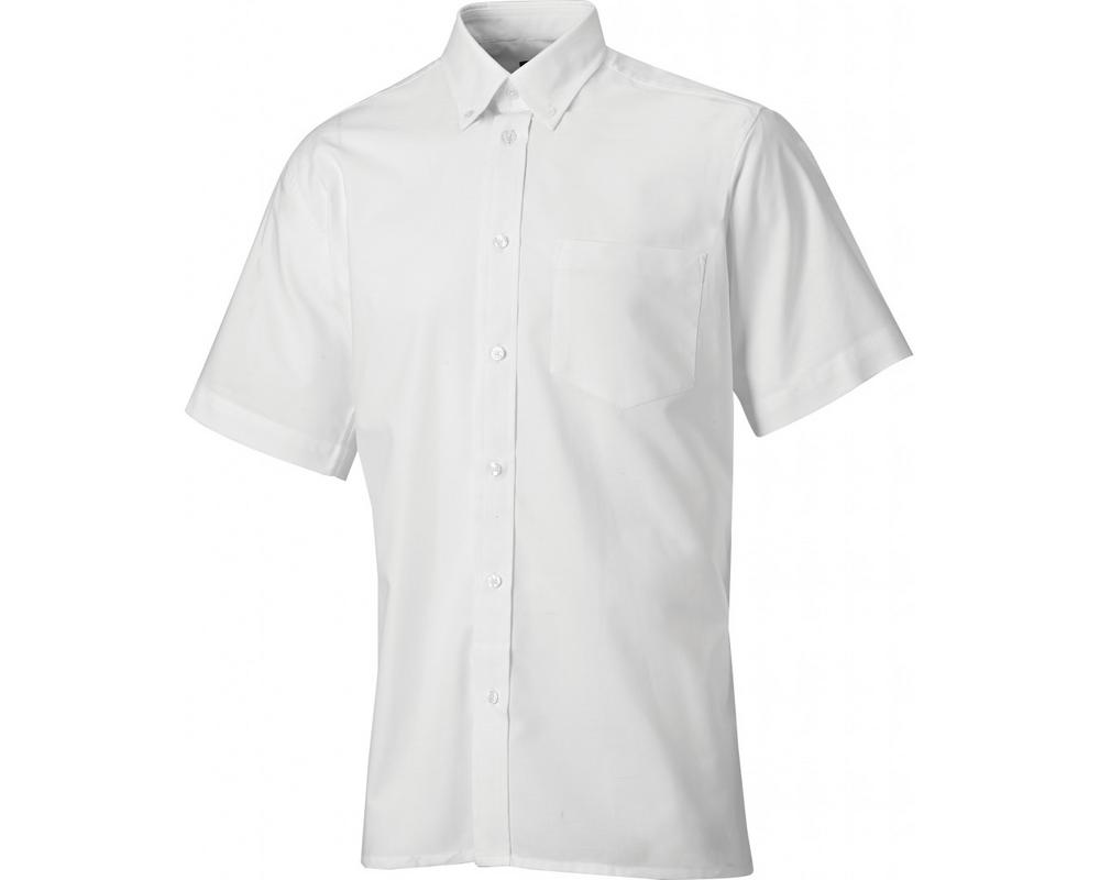 "Dickies SH64250 Men's Oxford Weave Short Sleeve Shirt Collar Size 15"""