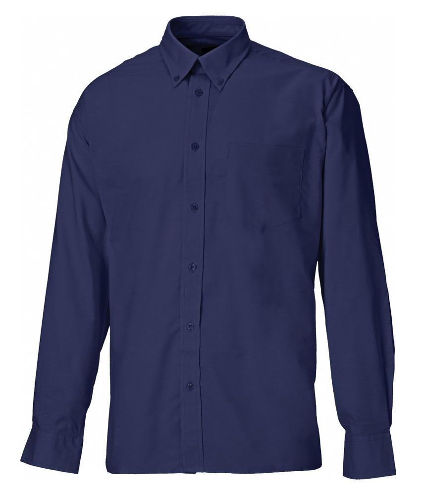 Dickies SH64200 Men's Oxford Weave Long Sleeve Shirt