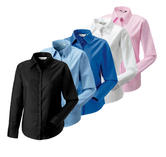 Russell Collection J932F Long Sleeve Easy Care Ladies Oxford Shirt