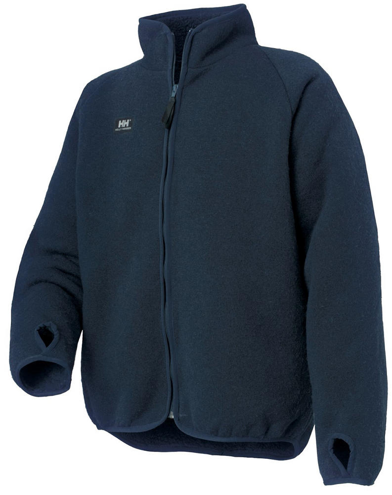 Helly Hansen Liestal Fleece Jacket - 72289 Navy