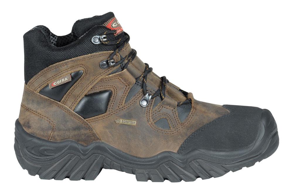 7e8173287673f Cofra Jackson Composite Toe Cap Gore-Tex WR HRO S3 Safety Boot