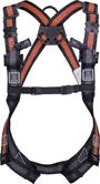 Delta Plus HAR22GT Full Body Safety Harness with 2 Anchorage Points Size L