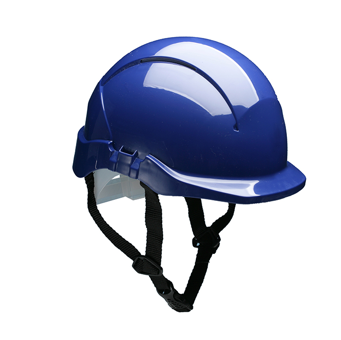 Centurion S08BL Safety Helmet Concept Linesman Reduced Peak Blue