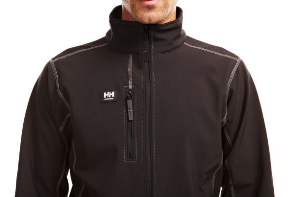 helly hansen madrid softshell fleece jacket 74002. Black Bedroom Furniture Sets. Home Design Ideas