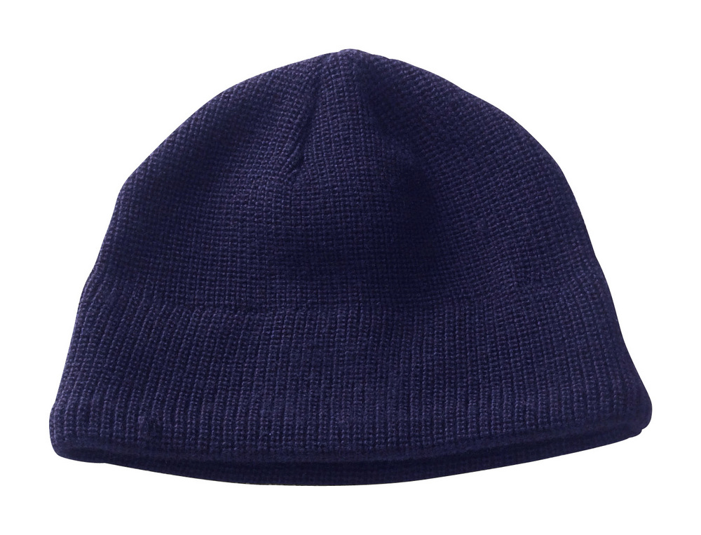 Mascot 50077 Kisa Men Beanie Knitted Hat Windproof One Size Navy