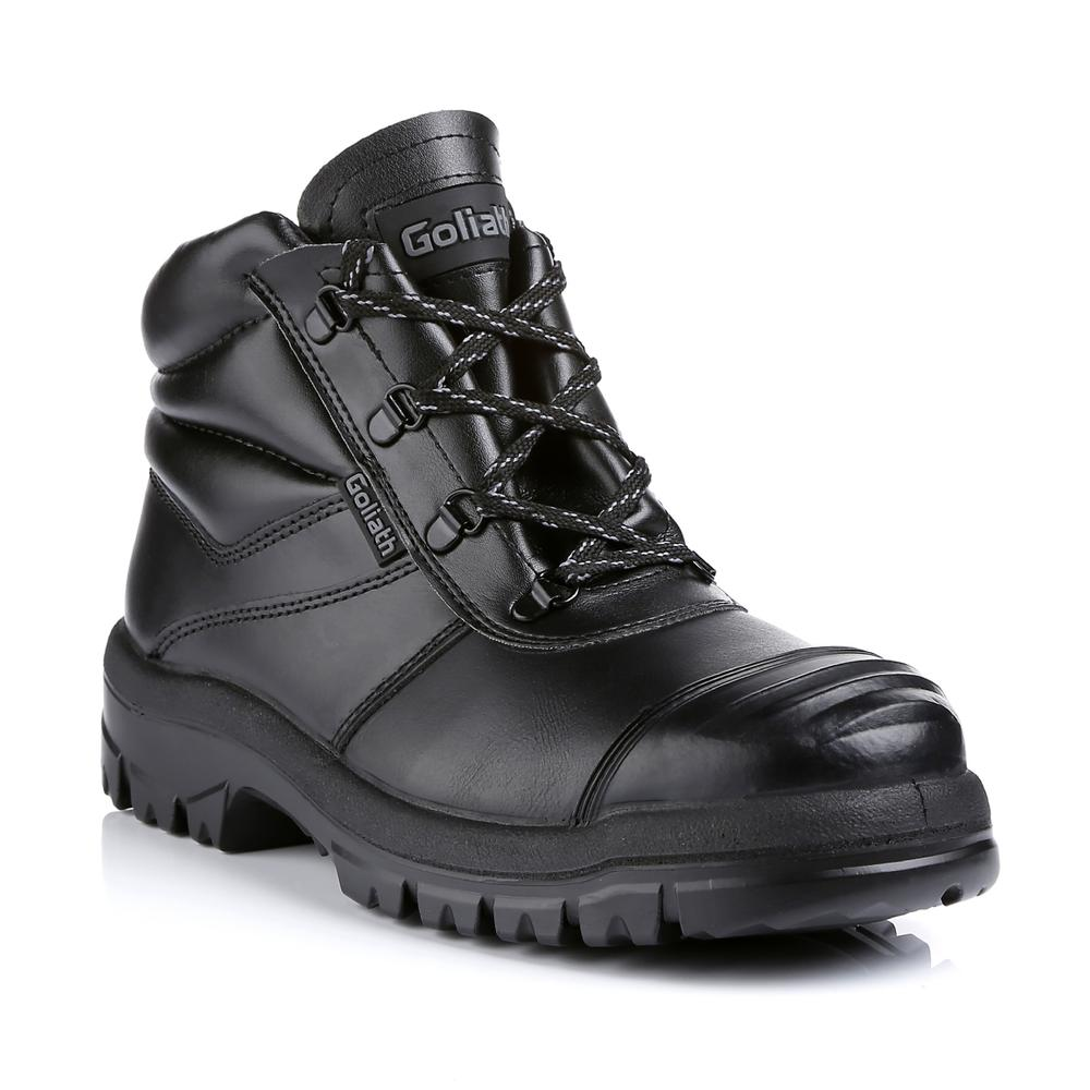 Goliath EL170DDR Groundmaster  Men Safety Chukka Boots S3 Black