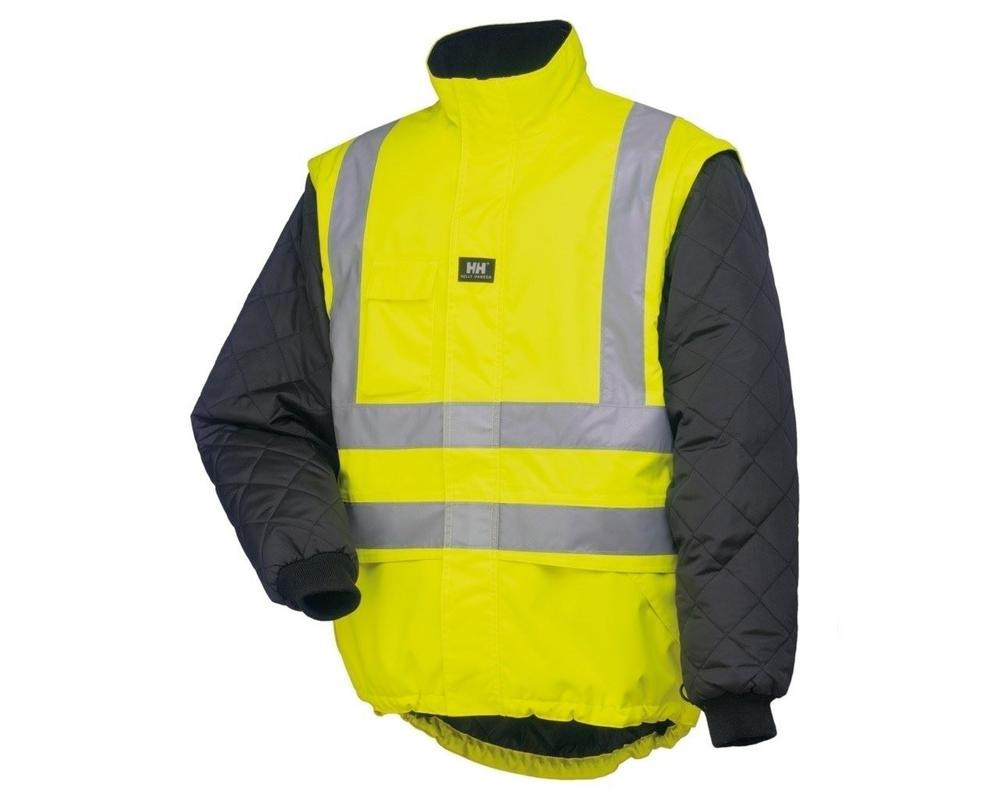 Helly Hansen Potsdam Lining Jacket 73374 Hi Vis Yellow